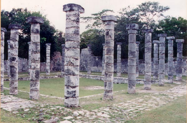 The Great Market, Chichen Itza