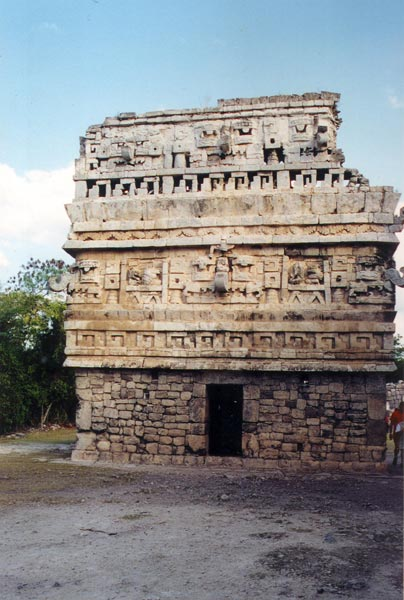 The Church, Chichen Itza