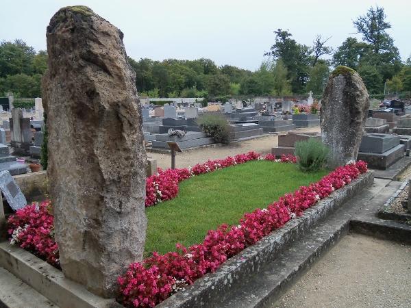 Gurdjieff Grave1