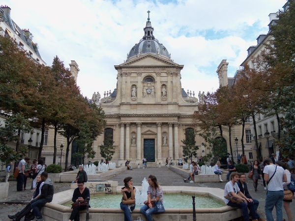 Paris-University of Paris1