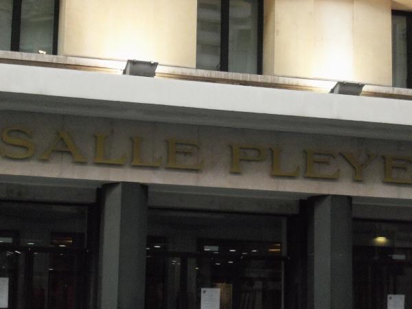 Salle Pleye