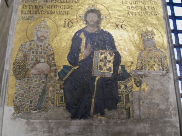 Ayasofya Christ