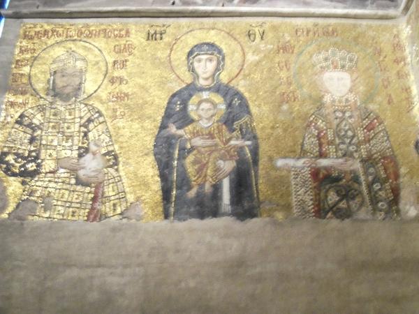 Ayasofya Christ2