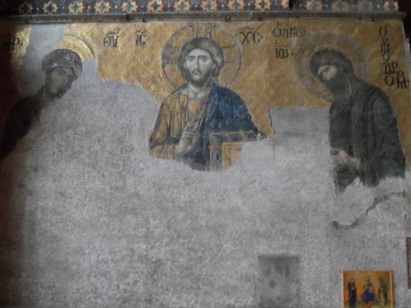 Ayasofya Christ3