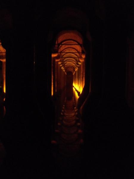 Basilica Cistern Istanbul1