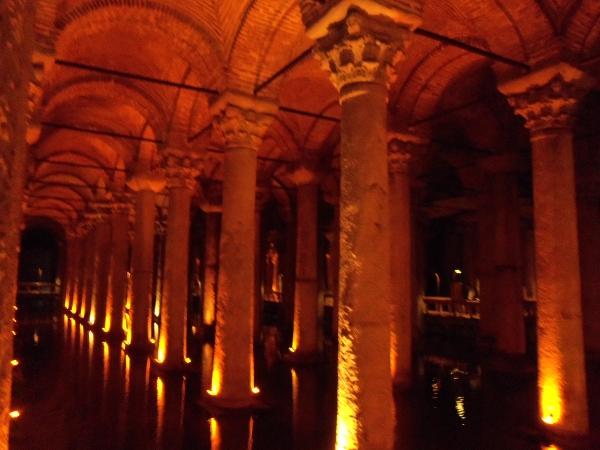 Basilica Cistern Istanbul2