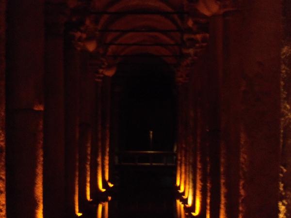 Basilica Cistern Istanbul3