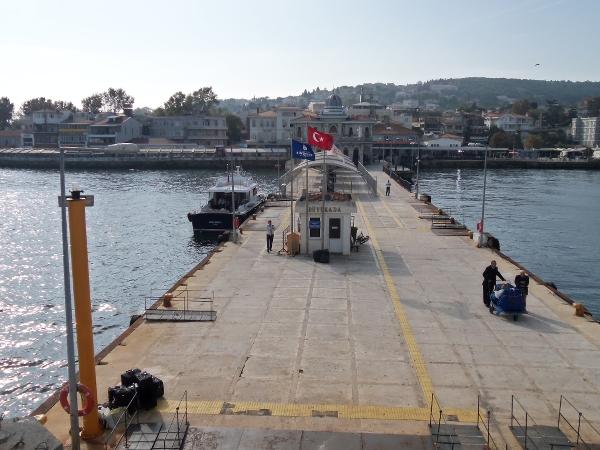 Prinkipo 1st Island Dock