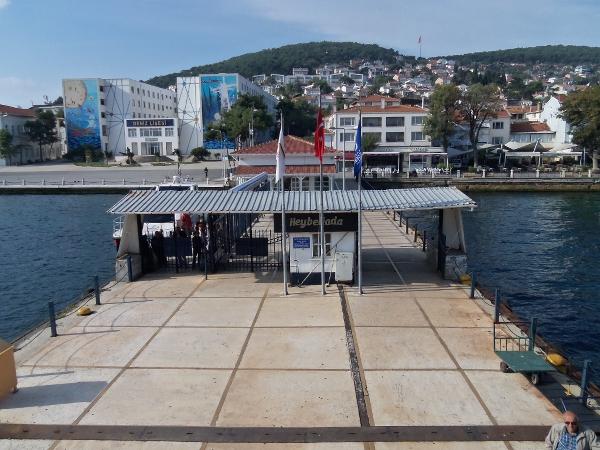 Prinkipo 2nd Island Dock