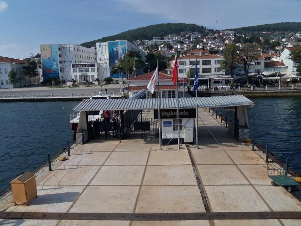 Prinkipo 3rd Island Dock