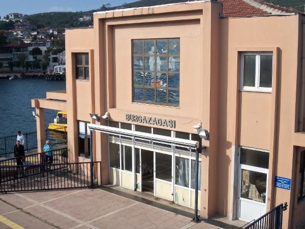 Prinkipo 4th Island Dock